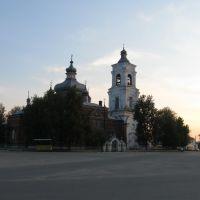 Церковь, Кадом