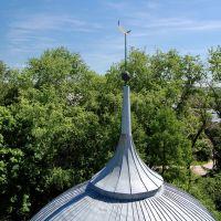 Касимов. Купол старой мечети, Касимов
