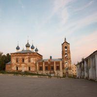 Храм Успения Пресвятой Богородицы. Сооружён в 1775 г, Касимов
