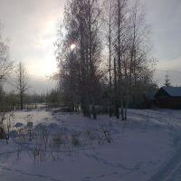 Зима..., Кораблино