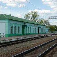 Вокзал г. Кораблино 09.05.2009., Кораблино