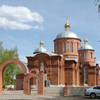 Церковь 09.05.2009., Кораблино