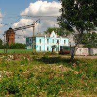 Милославское - Вокзал (2009 г.), Милославское