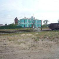 Вокзал, Милославское