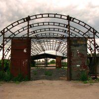 Территория рынка в Милославском (2011 г.), Милославское