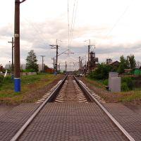 Железная дорога через Милославское (2011 г.), Милославское
