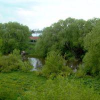 река Проня, Михайлов