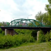 Мост через Проню, Михайлов