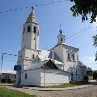 Церковь в Михайлове, Михайлов