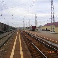Михайлов, ж/д вокзал, путь в Москву, Михайлов