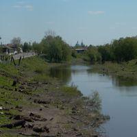 vid s mosta na cerkov, Михайлов