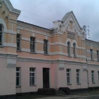 Вокзал Михайлов, Михайлов
