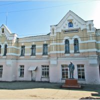 Вокзал в Михайлове, Михайлов