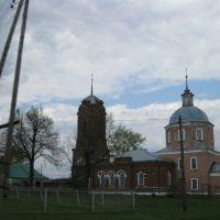 Церковь в Пронске, Пронск