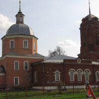 Церковь в Пронске на повороте, Пронск