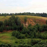 Пронские холмы (г. Гневная), Пронск