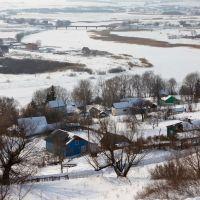река Проня, Пронск