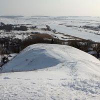 Гневная гора, Пронск