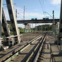 Мост через Вожу. 1-ый путь, Рыбное