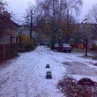 Ул. Прогресса, Рыбное