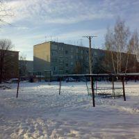 Ул. Юбилейная, Рыбное