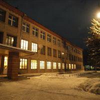 Рыбновская школа-интернат, Рыбное