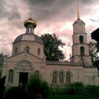 Храм Успения Пресвятой Богородицы, Ряжск