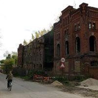 руины, Ряжск