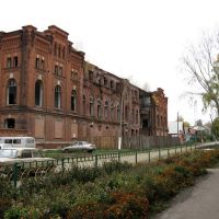 Консервный завод :-(, Ряжск