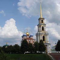 Рязанский Кремль 2008., Рязань