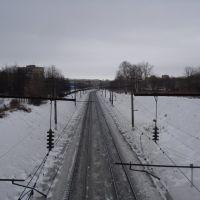 Железная дорога, Рязань