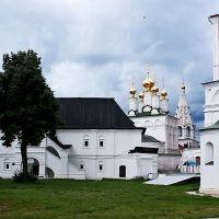 Кремль в Рязани, Рязань