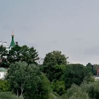 Вид от Кремля в Рязани, Рязань