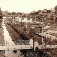 Река Лыбедь в 1955 году / Lybed river in 1955, Рязань