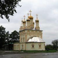 Церковь Спаса на Яру. (Рязань, 1695 год), Рязань