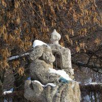скульптуры нашего города..., Рязань