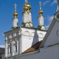 Спасский монастырь, Рязань