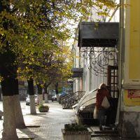 октябрьское солнышко, Рязань