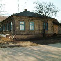 Ул. Фрунзе 24. Весна 2010г., Сапожок