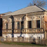Former riders school, Сапожок