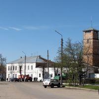 Main SQUARE, Сапожок