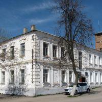 30 Sovetskaya street, Сапожок