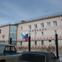 Отдел МВД Сараевского района, Сараи