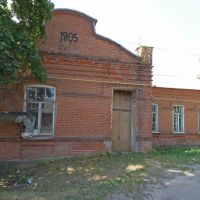MADE IN 1905 - OLD HOSPITAL - старое здание больницы, Сараи