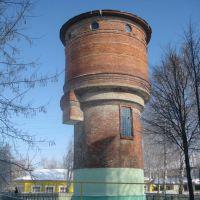 водонапорная башня, Сасово