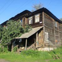 Дом на Театральной, Сасово
