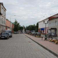 Улица Ленина, Скопин, Скопин