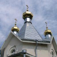 Успенский храм, Скопин