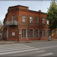 Скопин, Историко-краеведческий музей, ул. К.Маркса, 88/17, Скопин