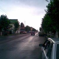 в сторону центра, Скопин